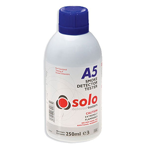 SOLO A5 testgas