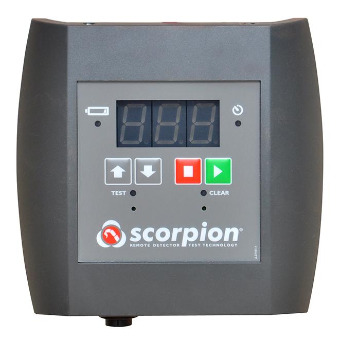 Scorpion Control Panel